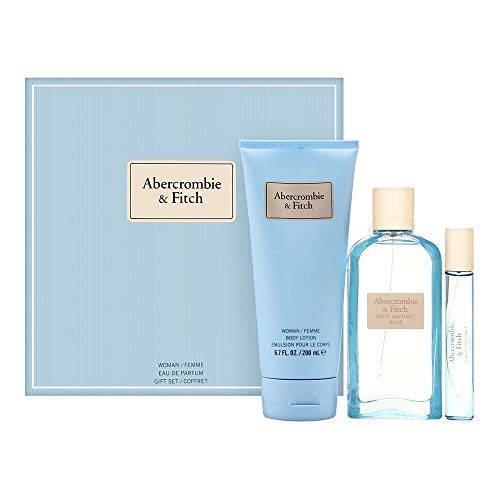 Abercrombie & Fitch First Instinct Blue for women Gift set