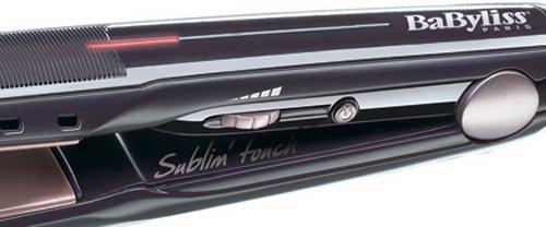 BaByliss ST227E - Plancha para uso en cabello húmedo o seco