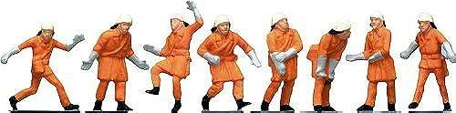 en stock Faller Faller Faller 151036 Firemen naranja Uniform by Faller  ahorra 50% -75% de descuento