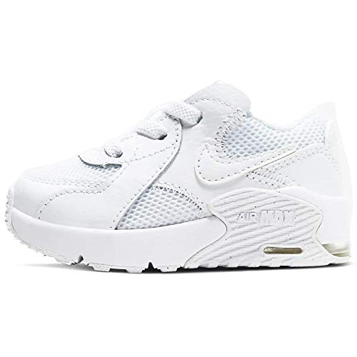Nike Unisex-Kinder Air Max Excee Td Gymnastikschuh, Weiß, 17 EU