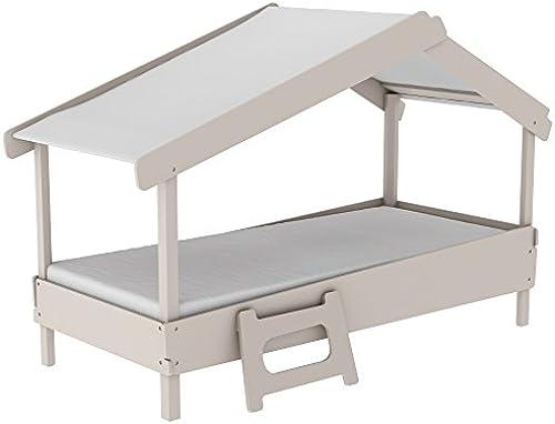 Kinderbett Tree Juniorbett Bett Kinderzimmer Spielbett inkl. Lattenrost 200 x 90 cm