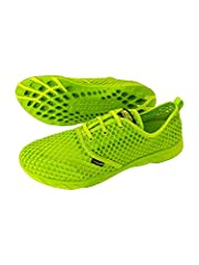 BREATHABLE AND COMFORTABLE: Constructed from high-quality premium polyester mesh fabric that's designed for optimal breathability and comfort FLUID-DRAIN TECHNOLOGY: Our dual-purpose single layer mesh is designed with multiple draining holes in the i...