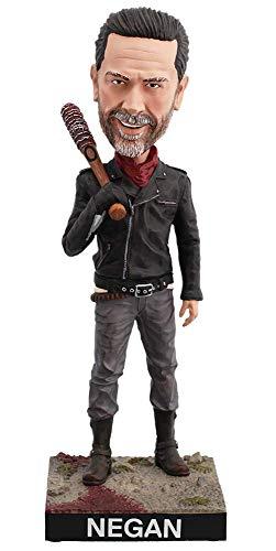 Royal Bobbles - Wackelkopffigur Negan mit Lucille aus The Walking Dead
