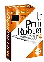 PETIT ROBERT 2014 FIN D'ANNEE de PAUL ROBERT