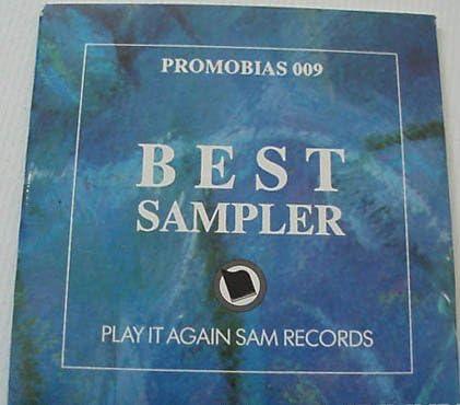 Best Sampler 3 Mini CD product image