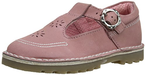 Hush Puppies Marveille, Mary Janes Fille - Rose (Fuscia Pink), 20 EU