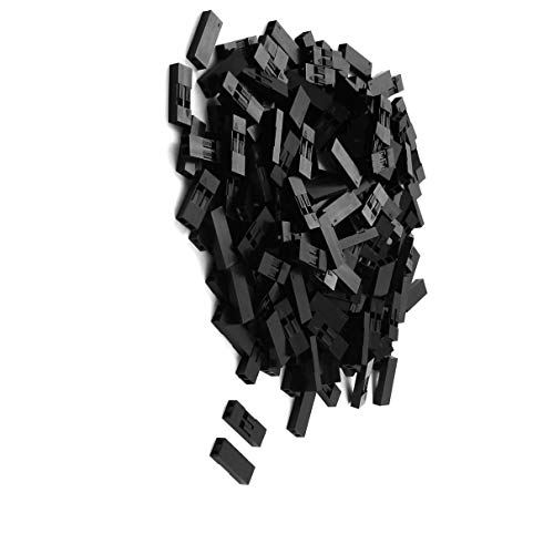 Aexit 200 stücke Kunststoff Jumper Draht Kabel Gehäuse Buchse 2,54mm Pitch (ae80de830c46fcc2be2bce8bb1b2312f)