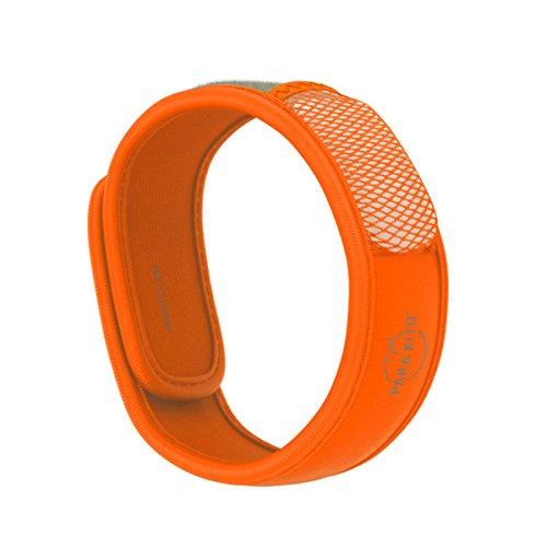 PARA'KITO Mückenschutz Armband Orange