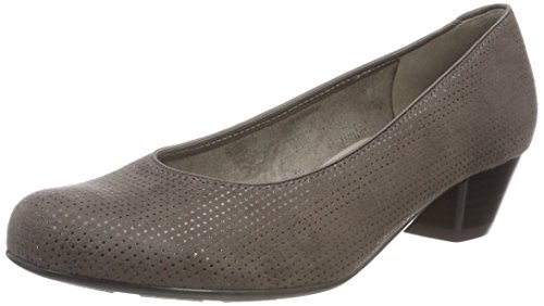 Jenny CATANIA, Damen Pumps, Grau (Street 73), 38 EU (5 UK)