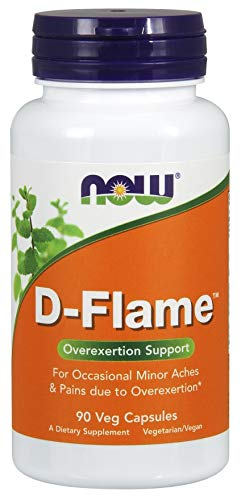 Now Foods D-Flame 90 Vcaps