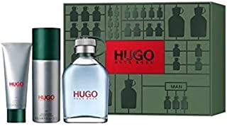 Hugo boss Hugo Boss Hugo Eau De Toilette 125Ml+ Desodorante Spray 150Ml + Gel Ducha 50Ml 125 ml