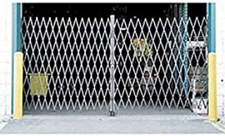 10`W Double Folding Security Gate, 5`H