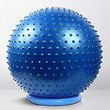 Yoga ball Verdickter explosionsgeschützter Baby Sense Training großer Drachenball Sport grüner Massageball 100cm