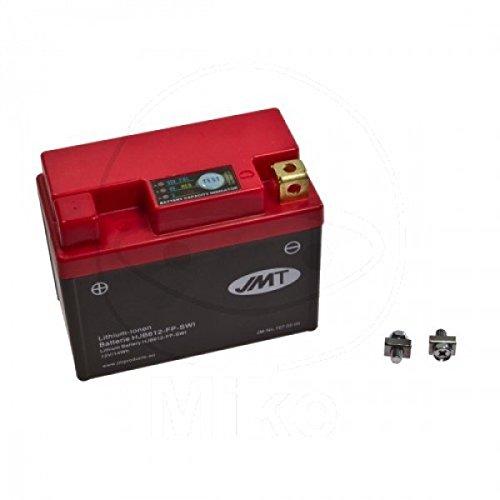 test JMT Lithium-Ionen-Batterie für Motorräder 6 Volt 6N11-2D, 6N12A-2D, 6YB11-2D, B54-6    LiFePO4  … Deutschland