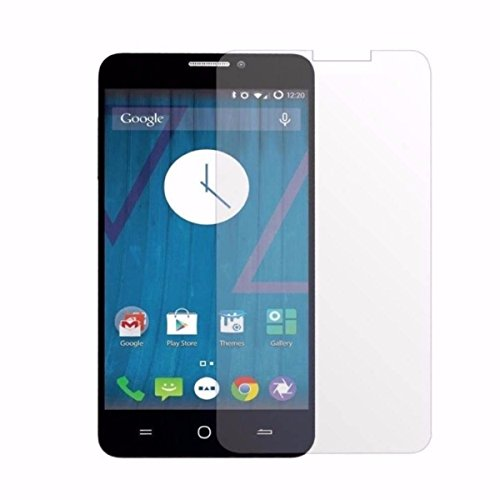 Generic Tempered Glass Screen Protector For Micromax Canvas Fire 5 Q386 (Champagne)