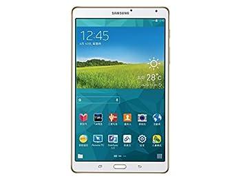 Samsung Galaxy Tab S SM-T700 16 GB Tablet - 8.4  - Wireless LAN - Samsung Exynos 1.90 GHz - Dazzling White - 3 GB RAM -