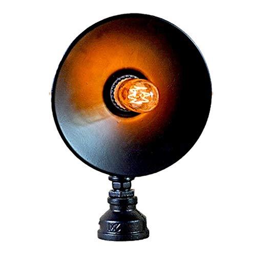 Tafellamp smeedijzeren tafellamp retro waterbuis tafellamp thuis bar tafellamp restaurant creatieve water tafellamp industriële wind tafellamp (grootte: 22x30x15cm) JYTTCE Home Decoration Tafelloper