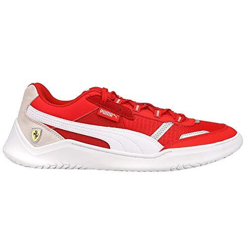 PUMA Mens Scuderia Ferrari Race Dc Future Lace Up Sneakers Shoes Casual - Red - Size 9.5 D