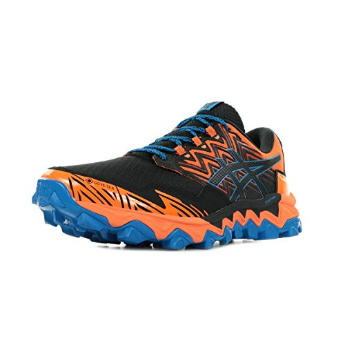 Asics Gel-Fujitrabuco 8 G-TX, Running Shoe Hombre, Naranja, 46 EU