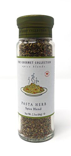 The Gourmet Collection Spice Blend Pasta Herb 2.3oz