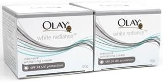New Olay White Radiance Intensive Whitening Day Cream 50g (2 Pack)