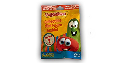 Veggie Tales Collectible Blind Bag