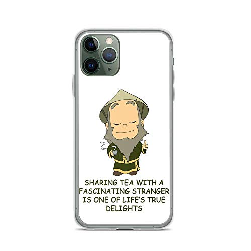 Phone Case Uncle Iroh Sharing Tea Quote Design Compatible with iPhone 12/12 Pro Max Mini 11 Pro Max SE 2020 X/XS Max XR 8 7 6 6s Plus Case