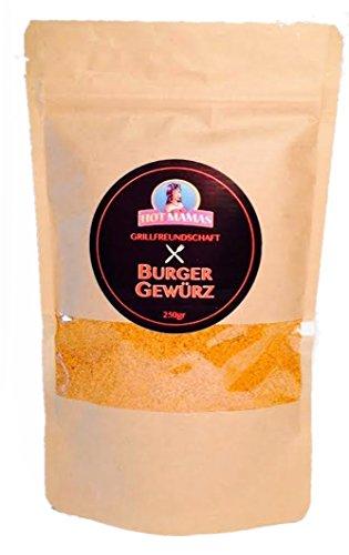 Burgergewürz - American Classic Style 250gr für Burger, Patties, Buletten