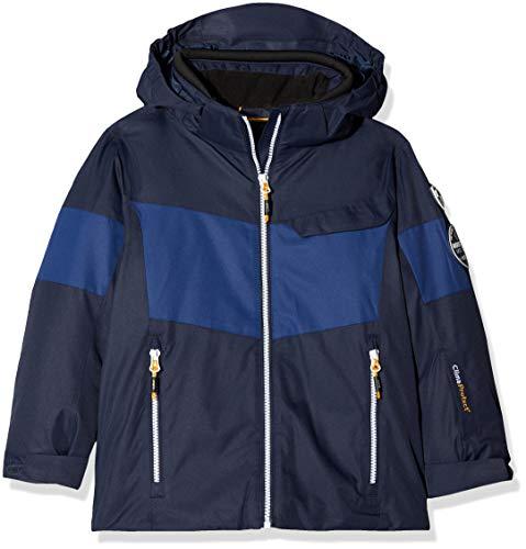 CMP Jungen Skijacke Jacke, Blau (Black Blue), 116