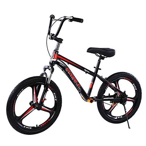 Bicicleta Sin Pedales Bici Niños Adolescentes Bicicleta De Equilibrio con Neumáticos De Aire De 18 Pulgadas Y Freno De Mano, Triciclo Sin Pedales para Niños Grandes Y Adultos para Una Altura De 1,4 A
