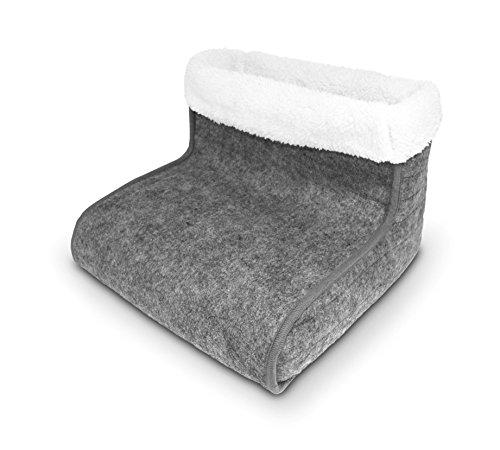 Daga Flexy-Heat BM- Bota Térmica, Talla Única, 3 Niveles de Temperatura y Tejido Interno de Microfibra: Extraíble y Lavable