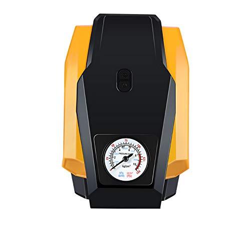 XuBa Tragbare Auto-Luftkompressor-Pumpe 12V 150 PSI Auto-Digital-Reifenfüller mit Messgerät für PKW, LKW, SUV, Basketbälle und andere Schlauchboote Compass Version