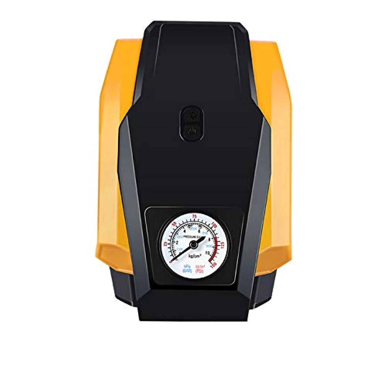 依存真実カウンタACHICOO エアコンプレッサーポンプ 電気タイヤインフレーター 空気圧縮機ポンプ 12V 150 PSI自動デジタル 車/トラック/SUV/バスケットボールおよび他のインフレータブル用 ポータブル コンパスバージョン