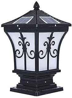 Led Solar Bollard Light