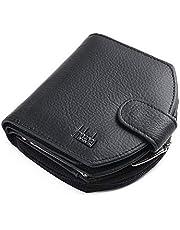 جنباولاي محفظة نسائية، جلد، لون أسود W60