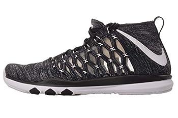 Nike Men s Train Ultrafast Flyknit Black/White 843694-002  Size  8
