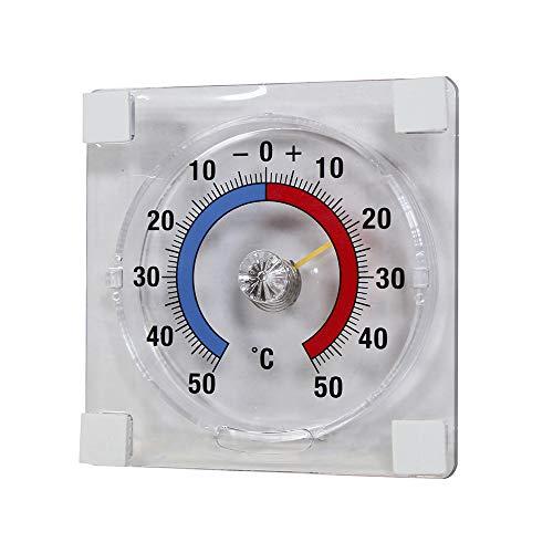 Faithfull - Thwindow - Thermomètre adhésif pour fenêtre