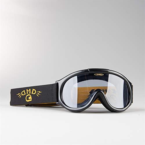DMD 1acs40000gf00Visier für Helm, Ghost Goggle Smoked, U