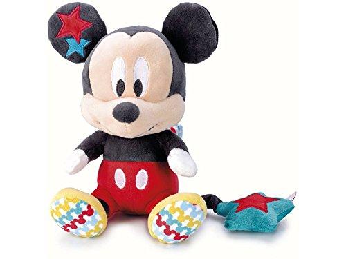 Famosa Disney Baby Mickey y Minnie Peluche Musical 24 cm 760013414