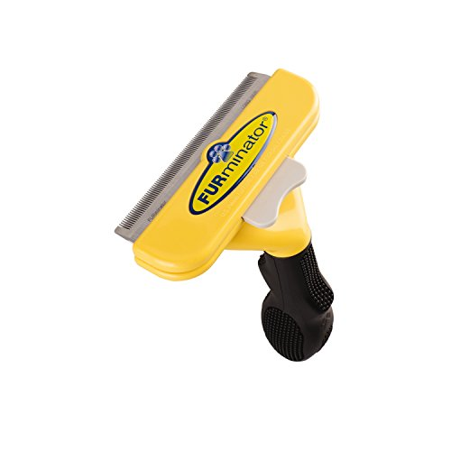 FURminator deShedding Tool for Dogs, Large, Long...