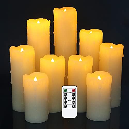 velas cera led fabricante DRomance