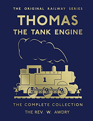 Thomas the Tank Engine: Complete Collection 75th Anniversary (Classic Thomas the Tank Engine)