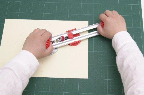 NT Cutter 45 Degree Bevel Oval and Circle Mat Board Cutter, 1 Cutter (OL-7000GP) Photo #5