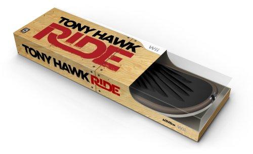 Wii Tony Hawk: Ride Skateboard Bundle by Activision