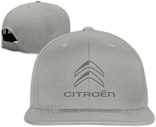 prllos226 Adult CustomComfortable Hat Citroen Motors Logo Cool Baseball Cap Black,Hüte, Mützen & Caps
