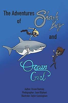 Shark boy and Ocean Girl (The adventures of Shark boy and Ocean girl)