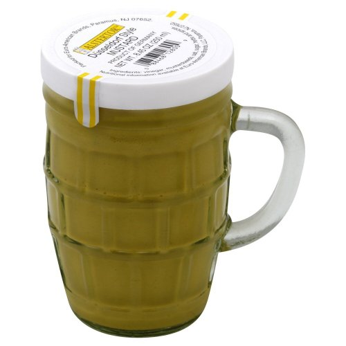 Mustard in Beer Mug 8.45 Ounces (Case of 12)