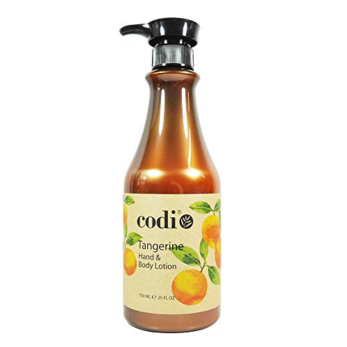 Codi Tangerine Hand & Body Lotion (750ml / 25 fl oz) by Codi