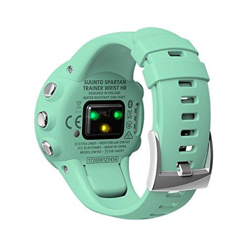 Suunto Spartan Trainer Wrist HR Multisport GPS Watch (Ocean) 6