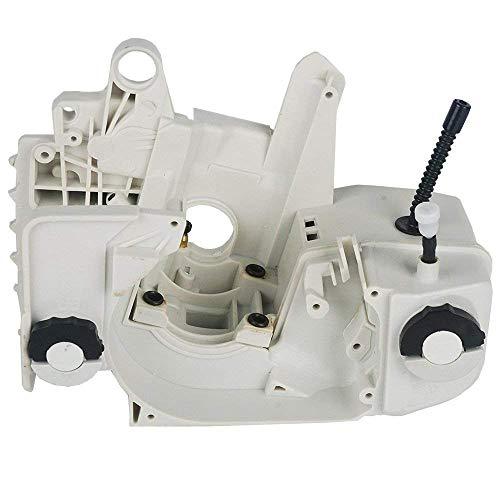 MamimamiH - Carcasa para tanque de gasolina para STIHL MS210 MS230 MS250 021 023 025 motosierra de repuesto # 1123 020 3003 11230203003